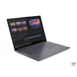 "PC 14"" Ultra-Portable Lenovo Yoga Slim 7 Pro (14ACH5 82MS002LFR) - Ryzen 9-5900HX, 16 Go de RAM, 1 To de SSD"