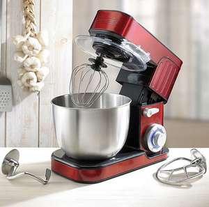 Robot pâtissier avec Pétrin KitchenCook Antara - 5,5 L, 6 vitesses, 1300W