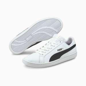 40% de réduction supplémentaire sur une sélection d'articles - Ex : Baskets Puma Smash Leather - Blanc - Tailles du 36 au 44