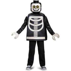Déguisement pour enfant Lego Squelette - 7/8 ans