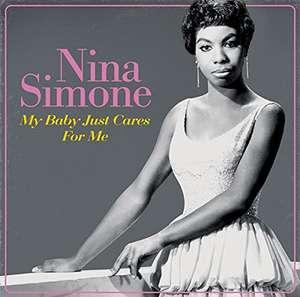 Disque Vinyle Nina Simone - My baby just cares for me + Le Guide Discothèque Idéale Vinyle Pop Rock 2021 offert