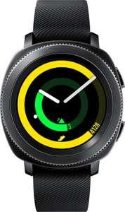 Montre connectée Samsung Gear Sport (noir) - neuf
