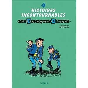 Sélection de 4 Tomes Les Tuniques Bleue à 5€ (4.75€ via retrait Magasin)