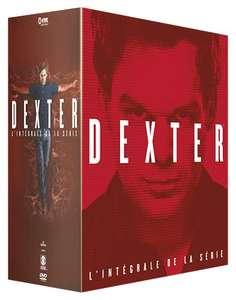 Coffret DVD Dexter - L'Intégrale des saisons 1 à 8 (35 disques)