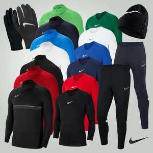 Ensemble sportif d'hiver Nike (5 pièces) - Plusieurs coloris disponibles - Tailles du S au 2XL