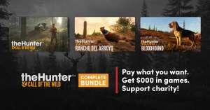 theHunter Call of the Wild Complete Bundle - Le jeu sans DLC dès 1€ sur PC (Dématérialisé - Steam)