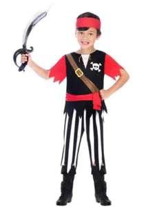 Déguisement de pirate pour enfant AMSCAN