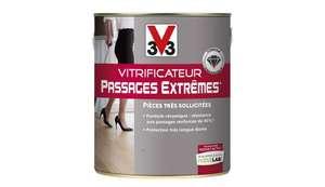 Vitrificateur pour parquet V33 - 2.5L, incolore brillant (Plusieurs choix disponibles)