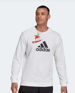 Sweat-Shirt Adidas x The Simpsons - Snowboard Graphic - Différentes Tailles