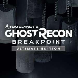 Tom Clancy's Ghost Recon Breakpoint Ultimate Edition sur PS4 (Dématérialisé)