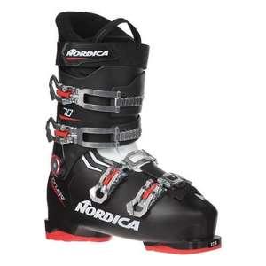 Chaussures de ski Nordika The Cruise 70 pour Homme - Noir et Rouge