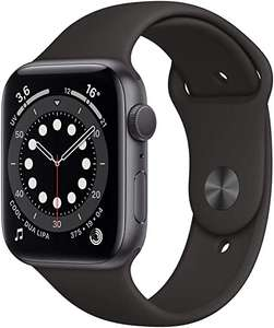 Montre connectée Apple Watch Series 6 (GPS) - 44 mm, avec boîtier en aluminium, Gris Sidéral