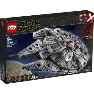 Jeu de construction Lego Star Wars Millennium Falcon - 75257 (via 14.93€ sur Carte Fidélité)