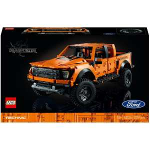 Jeu de construction Lego Technic Lego Ford F-150 Raptor 42126 (Via 19.98€ sur Carte Fidélité)