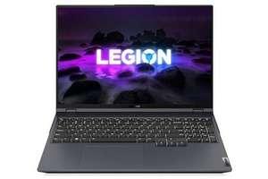 "PC Portable Gaming 16"" Lenovo Legion 5 Pro 16ACH6HR7 - Quad HD 165 Hz, Ryzen 7-5800H, RAM 32 Go, 512 Go SSD, RTX 3070 8 Go, Windows 10"