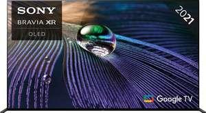 "TV 55"" Sony Bravia XR-55A90J - 4K UHD, OLED, Google TV"