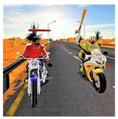 Jeu Moto Bike Racer Pro Fighter 3D gratuit sur Android