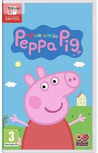 [Précommande] Mon Amie Peppa Pig sur Nintendo Switch