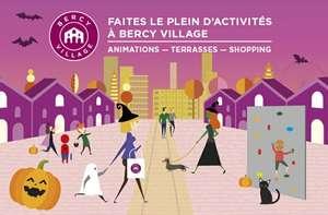 Activités gratuites pour les Enfants (Escalade - Jeu de Piste - Spectacle) - Paris Bercy Village (75)