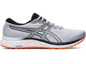 Chaussures de running Asics Gel-Excite 7 - Grey/Black, Tailles 40 à 49