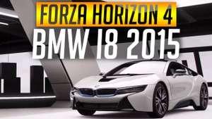 BMW I8 2015 gratuite dans Forza Horizon 4 sur Xbox (dématérialisé)