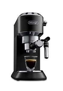 Machine à café expresso Delonghi Dedica Style EC685 - Noir, Gris ou Rouge