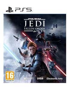 Star War Jedi: Fallen Order sur PS5