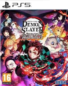 Demon Slayer - Kimetsu no Yaiba : The Hinokami Chronicles sur PS5/4 et Xbox One / Series