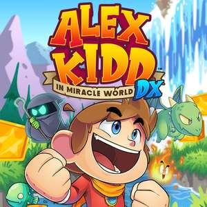 Alex Kidd in Miracle World DX sur Nintendo Switch (dématérialisé)
