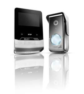 Visiophone filaire Somfy V100+ (Via ODR 20€)