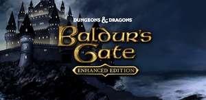 Jeu Baldur's Gate Enhanced Edition sur Android