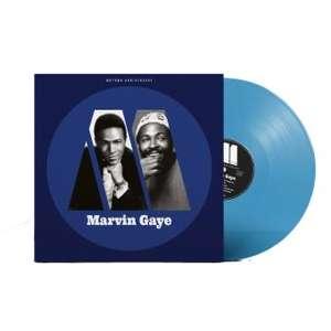 Vinyle bleu Marvin Gaye Motown Anniversary - Edition Limitée