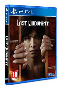 Lost Judgment sur PS4