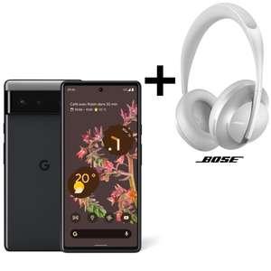 "[Précommande] Smartphone 6,4"" Google Pixel 6 - 5G + Casque Bose 700 offert (via formulaire)"