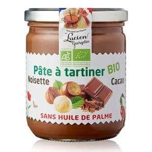 2 pots de Pâte à tartiner Lucien Georgelin - 2x400g - Oullins Anet (28)