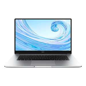 "PC Portable 15.6"" Huawei MateBook D15 (2020) - i3-10110U, 8Go RAM, 256Go SSD, Win.10, Argent"