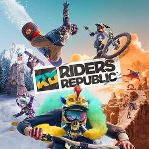 Riders Republic jouable gratuitement du 21 au 27 octobre sur consoles & PC (dématérialisé)
