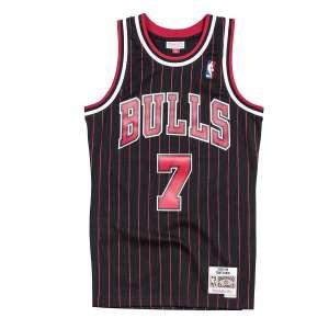 Maillot NBA Mitchell & Ness Chicago Bulls Toni Kukoc - Tailles S à XL