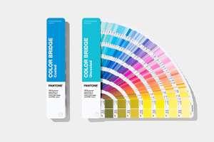 Palette de couleur Pantone Color Bridge GP6102A