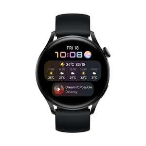 Montre connectée Huawei Watch 3 Active + Écouteurs Freelace + Scale 3 (via ODR de 30€)