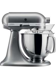 Robot pâtissier KitchenAid Artisan 5KSM175PS - 4.8 L, 300 W