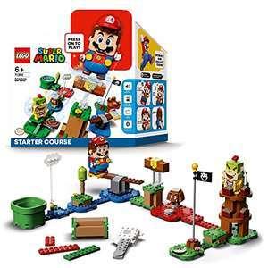 LEGO Super Mario Pack de Démarrage Les Aventures de Mario - 71360 (Via 15€ sur Carte Fidélité)