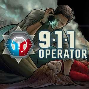 911 Operator sur Nintendo Switch (Dématérialisé)