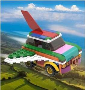 [Membres lego VIP] Ensemble voiture volante transformable offert à partir de 120€