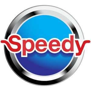 Bon d'achat de 100€ à valoir sur toutes les prestations Speedy pour 50€ (hors pneumatiques, vitrage et ventes à emporter)