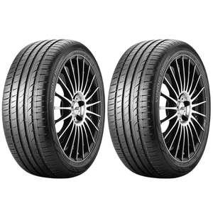 Jusqu'à 80€ en ticket E.Leclerc sur les pneus Hankook - Ex : Lot de 2 Pneus été Ventus Prime² K115 - 205/55 R16 91V (Via 20€ sur la carte)
