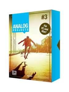Logiciel Analog Projects 3 gratuit à vie sur PC & Mac - 2 Machines (Dématérialisé)