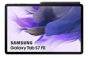 """Tablette 12,4"""" Samsung Galaxy Tab S7 FE Wi-Fi (Version Espagnole) - 64GO"""