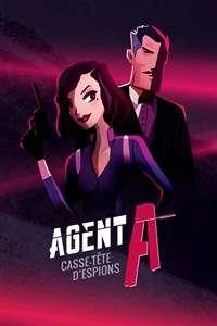 Jeu Agent A - Casse-tête d'espions sur Xbox One & Series S/X (Dématérialisé)