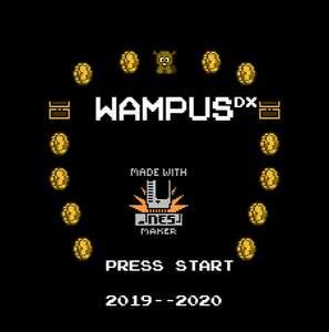 Jeu Wampus DX gratuit sur PC & Mac (Dématérialisé - Rom NES)